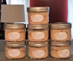Pâté aux ris de veau et pistaches
