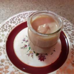 La crème Mont-Blanc au praliné faite maison : fraîcheur garantie